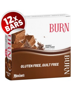 Maxine's Burn Protein Bars