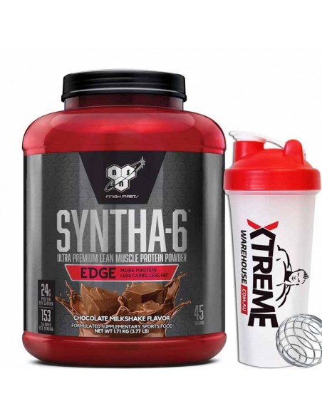 Bsn Syntha 6 Edge 4lb