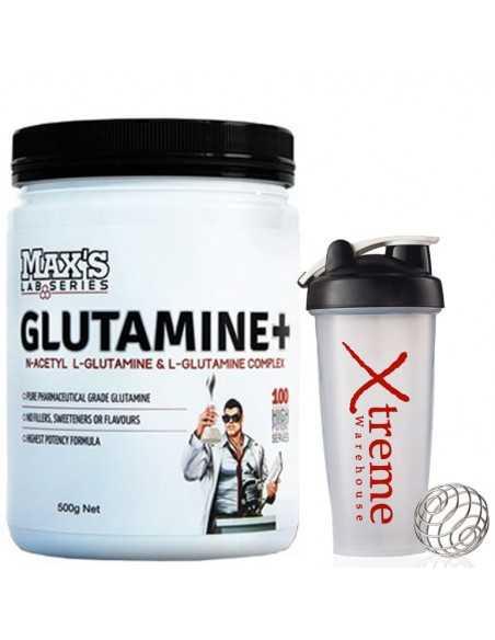 MAX'S Glutamine+