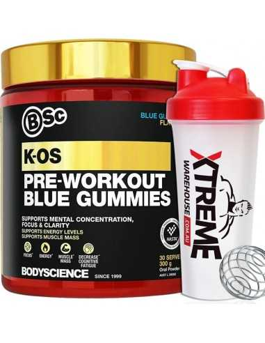 Body Science Bsc Kos Pre-workout
