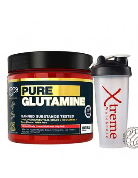 Body Science Pure Micronised L-Glutamine 500g