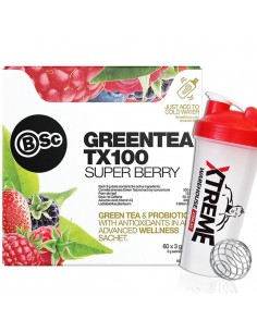 Body Science Green Tea TX100
