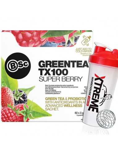 Body Science Green Tea TX100 - 60 Serve