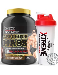 Max's Absolute Mass - Bulk Gainer