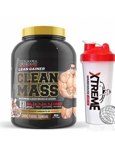 Max's Clean Mass - Lean Gainer