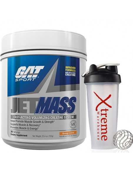 GAT Jet Mass