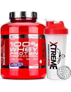 Scitec 100% Professional Whey 5lb