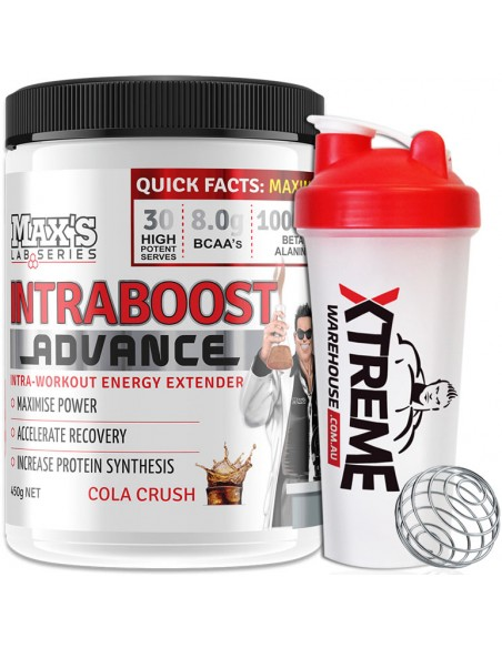 Max's Lab Series Intraboost Advance
