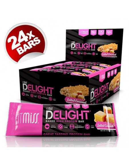 Fitmiss Delight High Protein Bars X 24