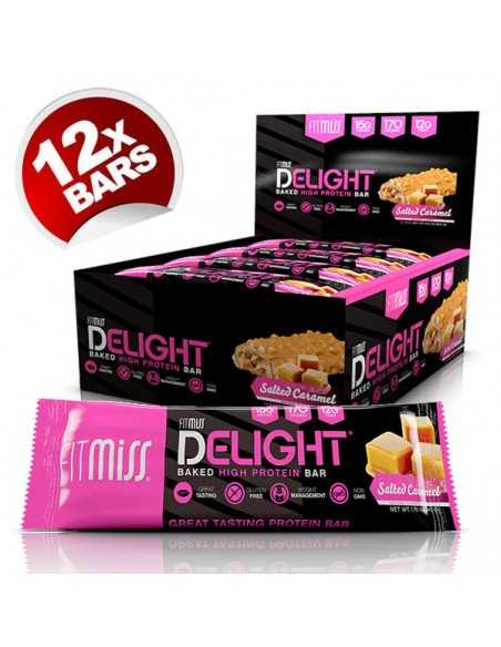 Fitmiss Delight High Protein Bars X 12