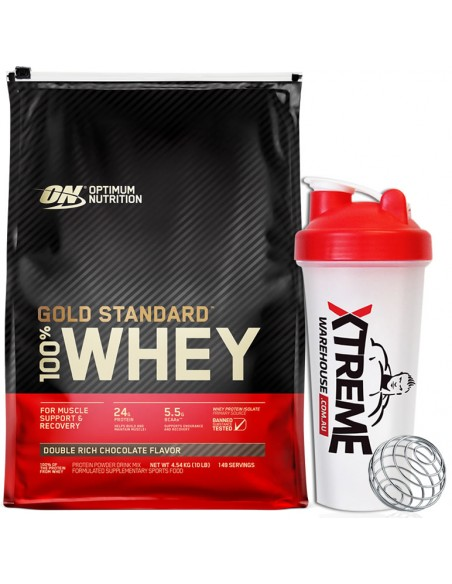 Optimum Nutrition 100% Whey Gold Standard 10lb