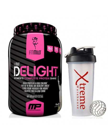 Fitmiss Delight Complete Protein