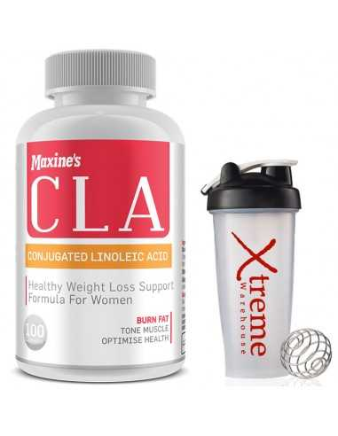 Maxines CLA Conjucated Linoleic Acid Caps