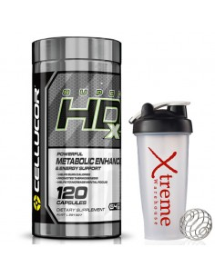 Cellucor Super HD Capsules