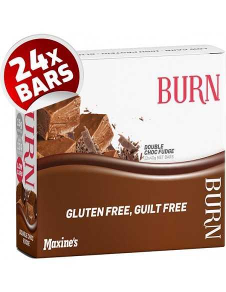 Maxine's Burn Protein Bars 24