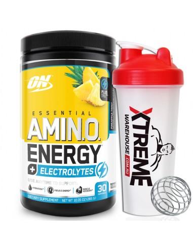 Optimum Nutrition Essential Amino Energy + Electrolytes