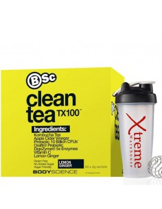 Body Science Clean Tea TX100