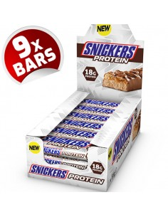 Snickers Protein 9 Bars