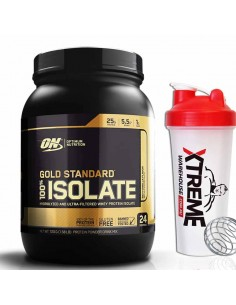 Optimum Nutrition Gold Standard 100% Isolate 24 Serve