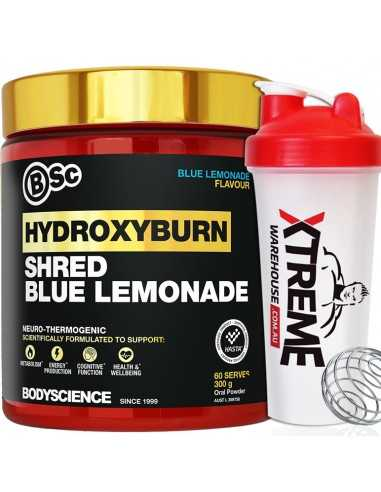 Body Science Bsc Hydroxyburn shred