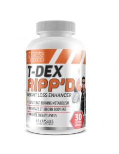 Max's Lab Series T-DEX Ripped Capsules