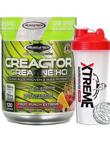 Muscletech Creactor Creatine HCL