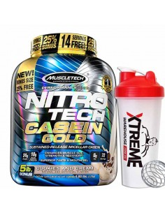 Muscletech 100% Casein Gold