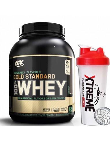 Optimum Nutrition **Natural** 100% Whey Gold Standard