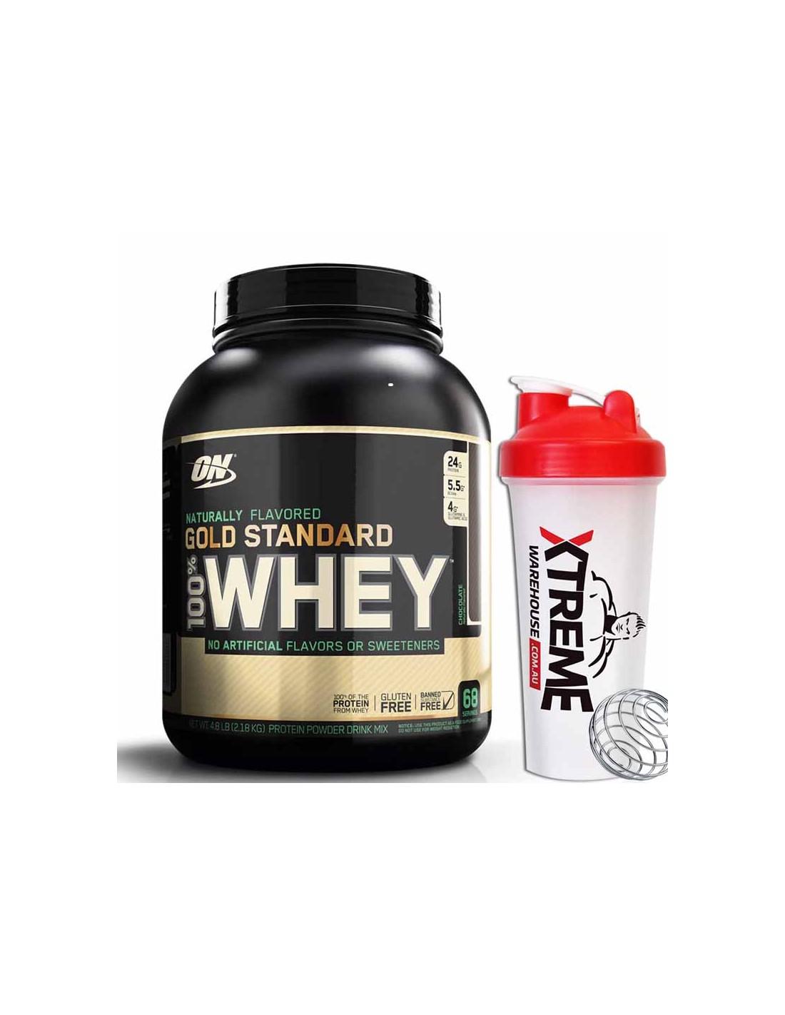 Optimum gold standard 100 whey australia