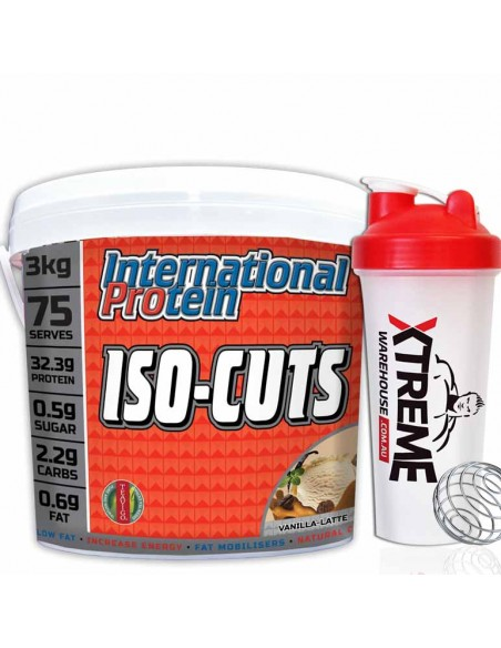 International Protein Iso-cuts 3KG