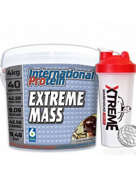International Protein Extreme Mass 4Kg