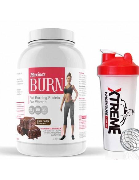 Maxines Burn 1kg