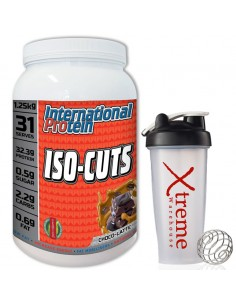 International Protein Iso-cuts 1.25KG