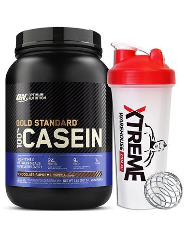 Optimum Nutrition 100% Casein Gold Standard 2lb