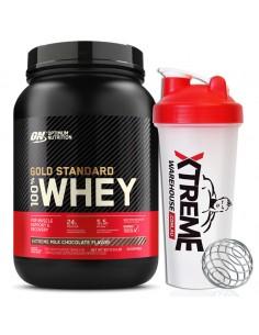 Optimum Nutrition 100% Whey Gold Standard 2lb