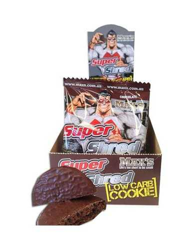 Max's SuperShred Cookies