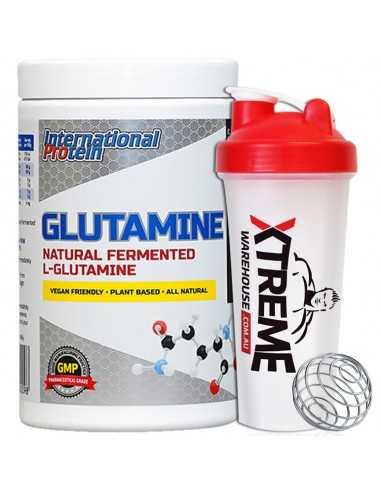 International Protein Glutamine