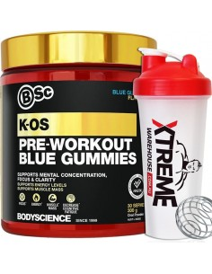 Body Science Pre-workout