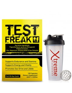 Pharmafreak Test Freak
