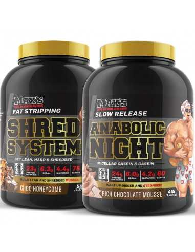 Max's Shred - Weight Loss Stack