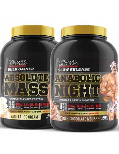 Max's Absolute Mass Stack