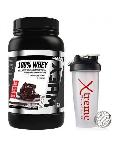 Giant Sports 100% Whey