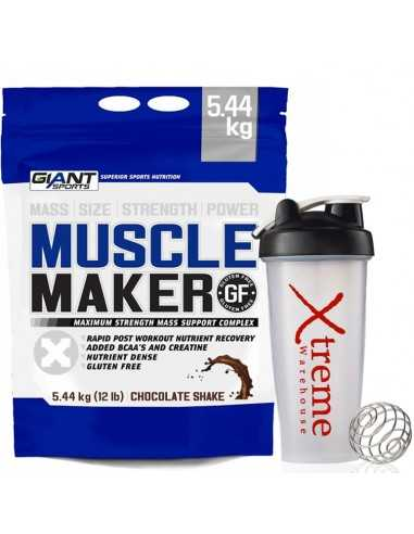 Giant Sports Muscle Maker Protein