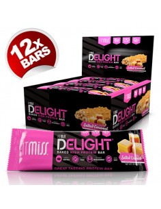 Fitmiss Delight High Protein Bars