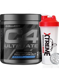 Cellucor C4 Ultimate Pre Workout 20 Serve
