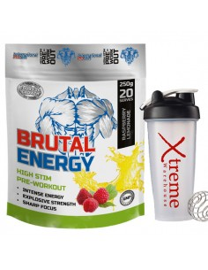 International Protein Brutal Energy