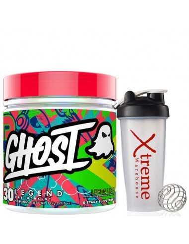Ghost Legend Pre Workout