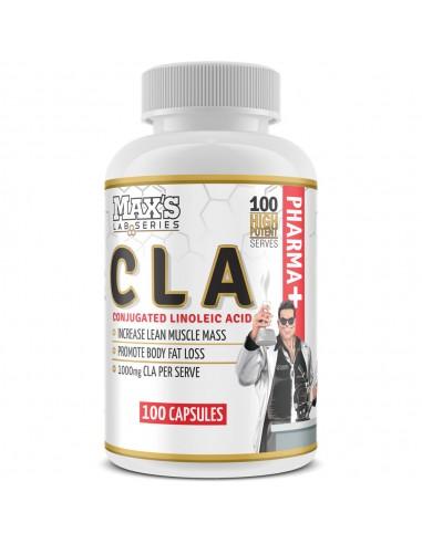 Max's CLA Conjugated Linoleic Acid Caps