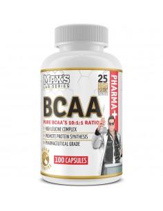 MAX'S BCAA'S Capsules