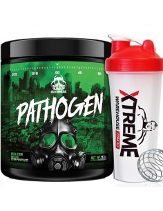 Outbreak Pathogen Pre Workout